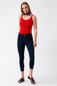 Fashion Friends Lacivert Pantolon(113978514)