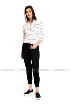 Black - Pants - LC WAIKIKI(110331950)