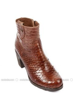 Brown - Boot - Boots - G.Ö.N(110343275)