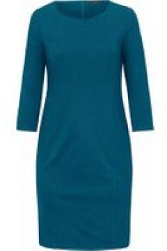 Jersey-Kleid knitterarm Emilia Lay petrol(111504871)