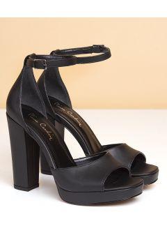 Pierre Cardin Pc-50168 Kadın Topuklu Ayakkabı Siyah(123745037)