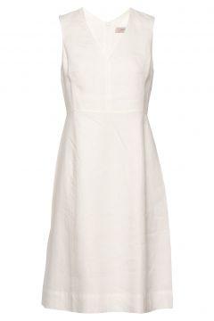 Dress Sleeveless Kleid Knielang Weiß NOA NOA(114164371)
