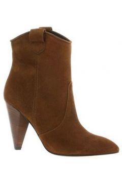 Bottes Fremilu Boots cuir velours(98530627)