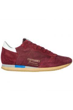 Men's shoes suede trainers sneakers tropez vintage(118072042)