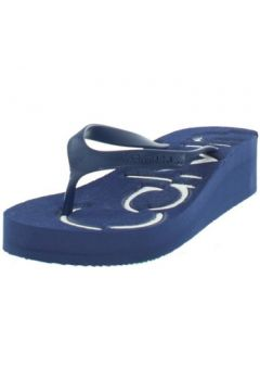Sandales Calvin Klein Jeans Tongs Tamber Jelly ref_jim43300-bleu(88661623)