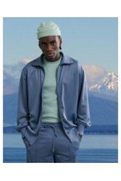 ASOS 4505 - Giacca in jersey con collo a imbuto-Blu(122497087)