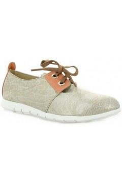 Chaussures Pao Derby cuir laminé(115612007)