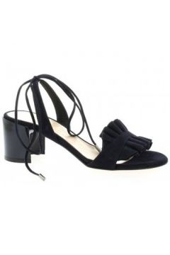 Sandales Fremilu Nu pieds cuir velours(127908102)