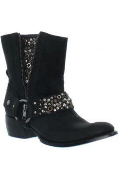 Bottines Sendra boots Bottines Oxydo Negro ref_sen35666-noir(115555338)
