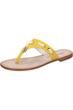 Sandales Eddy Daniele sandales jaune daim aw322(115442443)
