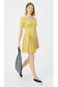 Aeropostale Sarı Elbise(113994129)