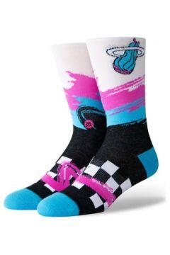 Chaussettes de sports Stance Chaussette NBA Miami Heat Stan(127928881)