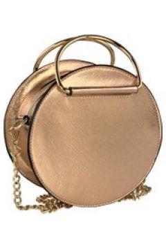 Abendtasche Dot in rosegold mit Tragekette Collezione Alessandro rosa(111503633)