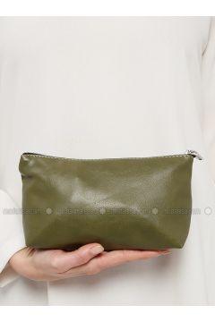 Khaki - Clutch Bags / Handbags - Gio & Mi(110314637)