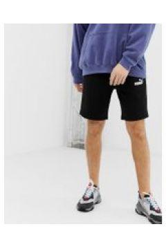 Puma - Essentials - Schwarze Shorts mit Logo - Schwarz(94964887)