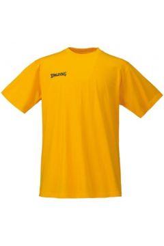T-shirt Spalding Tee-shirt Homme Basic Tee Shirt Adulte(115635056)