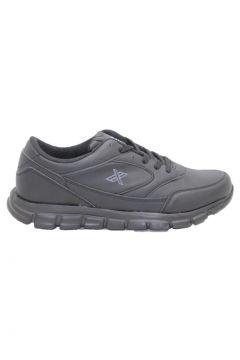 LUTTOON Erkek Siyah Büyük Numara Ayakkabı(114227949)