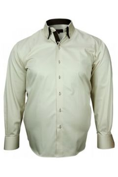 Chemise Doublissimo chemise double col brooks beige(115424004)