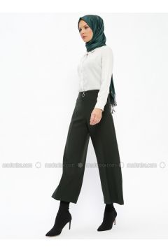 Green - Pants - NZL(110322286)