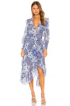 Платье-рубашка kaiya - MISA Los Angeles(115076404)