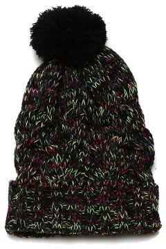 T-Box Ponponlu Siyah Bere(114823431)