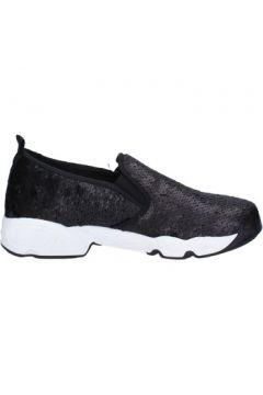 Chaussures J. K. Acid slip on mocassins noir paillettes BX771(115442647)