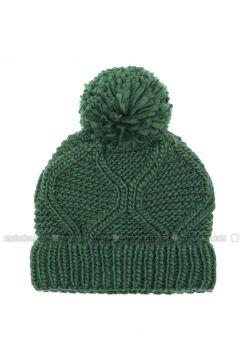 Green - Hats - DeFacto(110325591)