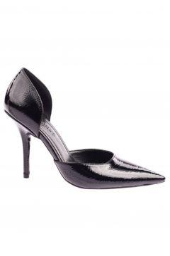 NO NAME Le Scarpe 1411 Kadın Sivri Burun Parmak Dekolteli Yanlar Açık Topuklu Ayakkabı 20y(117475136)