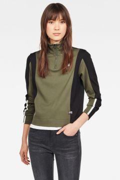Nostelle Fyx Biker Half Zip Sweatshirt(105271574)