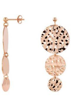 Boucles oreilles L\'avare Boucles d\'oreilles en Argent 925/1000 Rose Femme(88560353)
