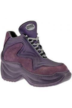 Chaussures Zone 14512 Slim Platform Talon compensé(127857203)