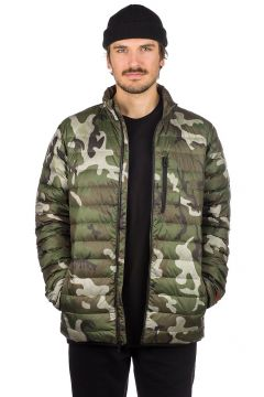 Volcom Puff Puff Give Insulator Jacket groen(96637201)