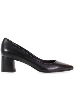 Chaussures escarpins Nicole Bonnet Escarpin Cuir Nappa Noir(127904467)