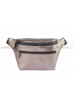 Anthracite - Satchel - Bum Bag - Housebags(110339766)