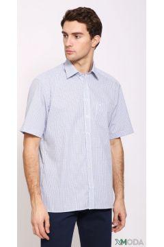 Мужские рубашки с коротким рукавом(109014834)