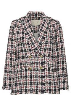 Peyton Checked Jacket Blazer Jackett Bunt/gemustert NOTES DU NORD(119150672)