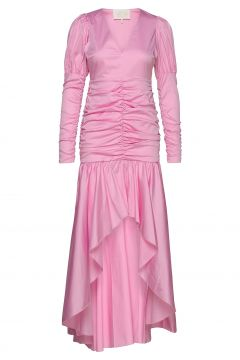 Oister Dress Kleid Knielang Pink NOTES DU NORD(114164270)