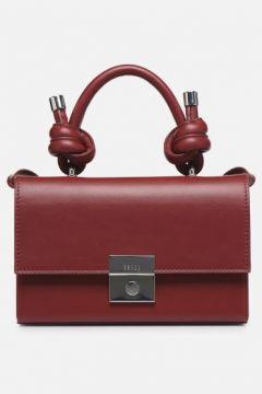 Behno - Mary Bag Mini Nappa - Handtaschen / rot(116697926)