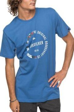 T-shirt Quiksilver T-shirt Classic Revenge Blue(115467283)
