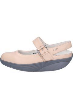 Sandales Mbt sandales rose cuir AC371(88480279)