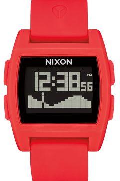 Nixon Base Tide Uhr - Red(117812819)