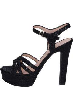 Sandales Allison sandales noir textile glitter AV701(115443307)