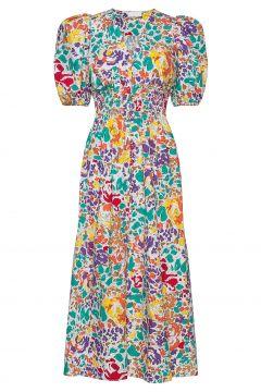 Linh Puff Dress Maxikleid Partykleid Bunt/gemustert STORM & MARIE(116951486)