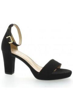 Sandales Brenda Zaro Nu pieds cuir velours(115611088)