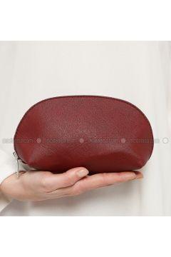 Maroon - Clutch Bags / Handbags - Gio & Mi(110314642)