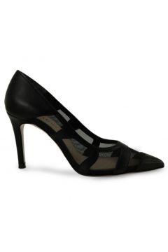 Vario Kadın Siyah File Ayakkabı R2533(124470889)