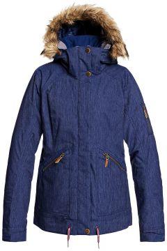 Roxy Meade Denim Jacket blauw(109249583)