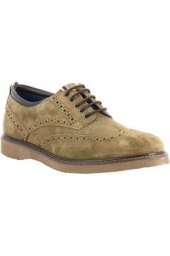 Chaussures Wrangler Crossfield Brogue Suede(115477525)