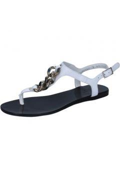 Sandales Cult sandales blanc cuir AH888(115400548)