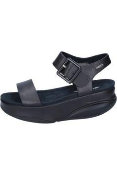 Sandales Mbt sandales noir cuir performance BX885(115442686)